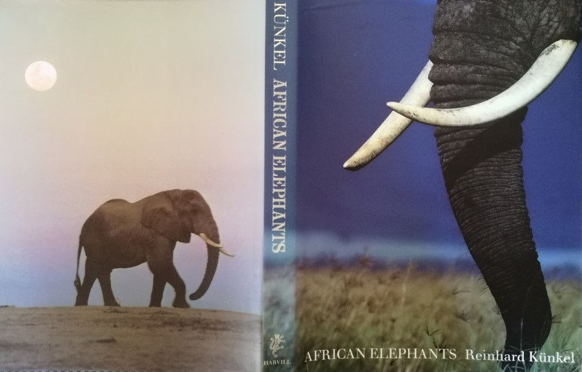 African Elephants (first impression, 1998)