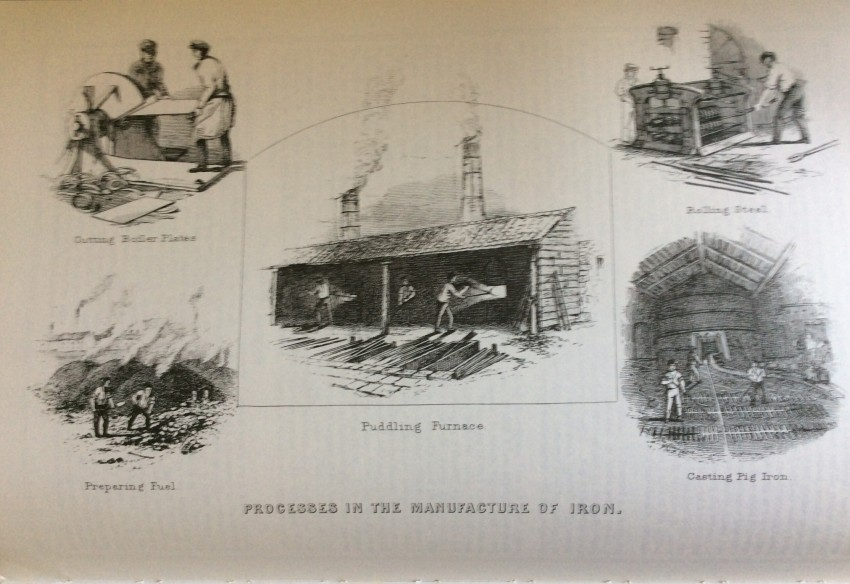 A History of Coal, Coke and Coal Fields and the Manufacture of Iron in the North of England (1860)