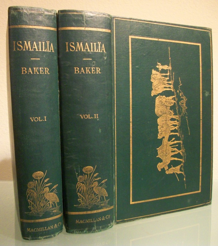 ISMAILÏA (2 volumes, 1st edition)
