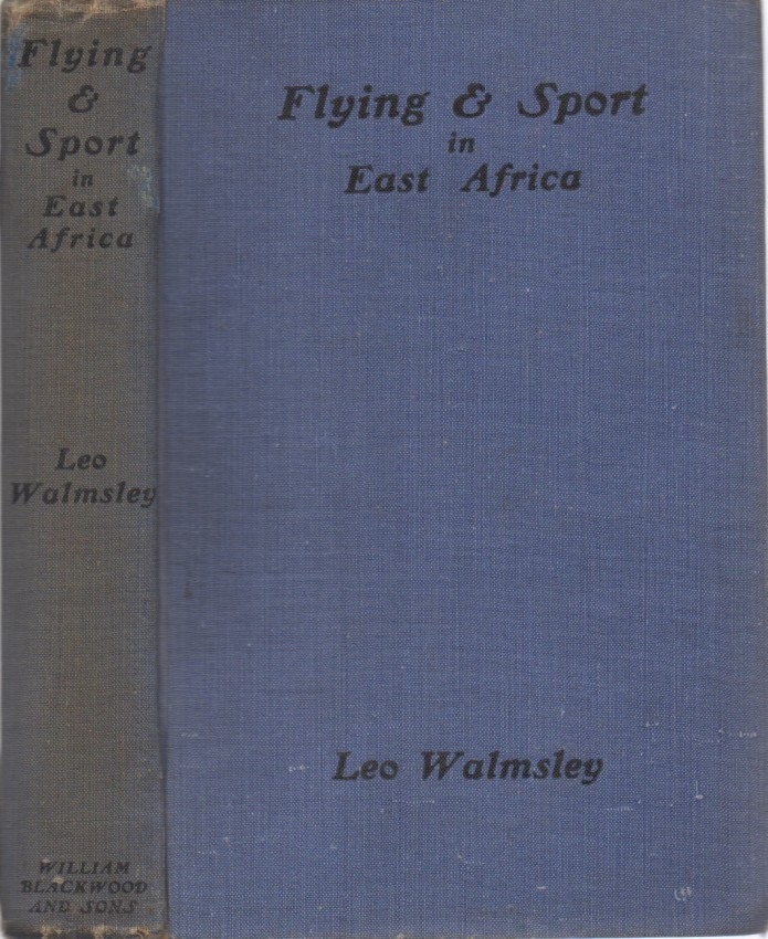Flying and Sport in East Africa