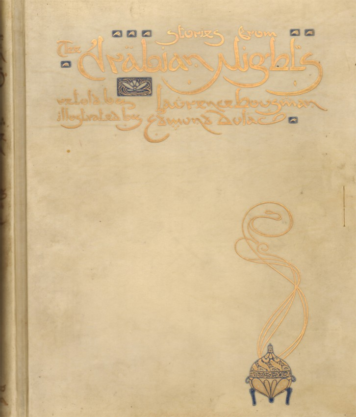 STORIES FROM THE ARABIAN NIGHTS. (Limited edition signed by the artist)