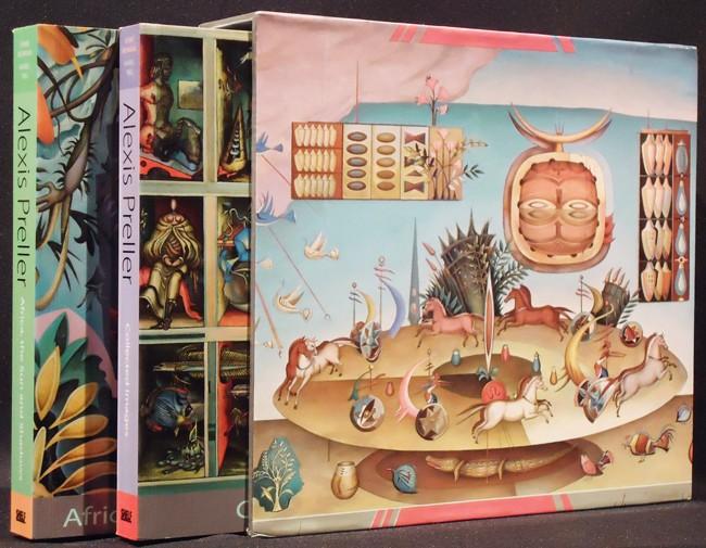 ALEXIS PRELLER A Visual Biography (Limited edition)