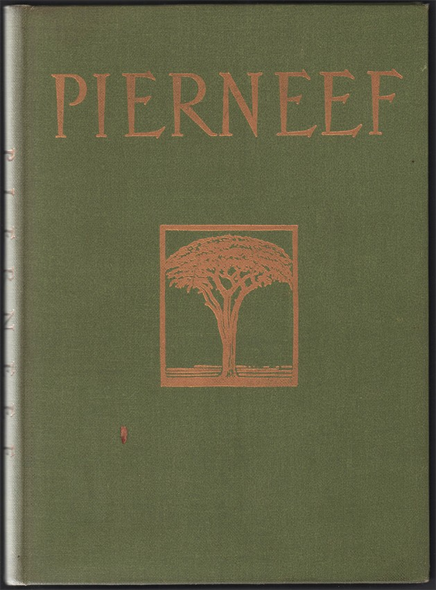 HENDRIK PIERNEEF (Limited edition signed by the author and the artist)