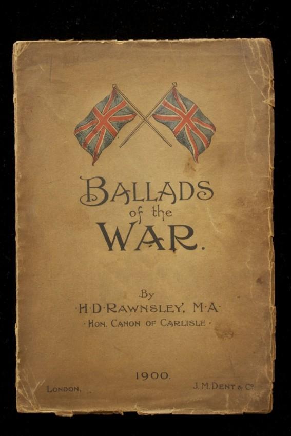 BALLADS OF THE BOER WAR (1900)