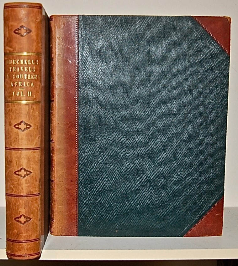 Travels in the Interior of Southern Africa with an entirely new map and numerous engravings.
