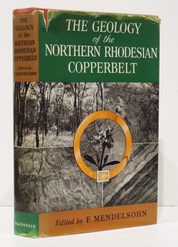 THE GEOLOGY OF THE NORTHERN RHODESIAN COPPERBELT.