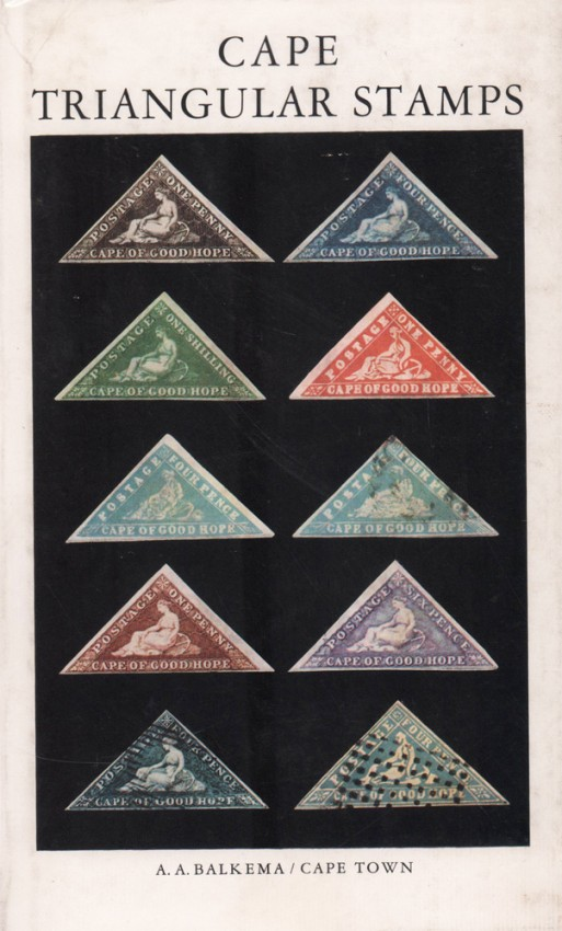 THE CAPE OF GOOD HOPE TRIANGULAR STAMP (Presentation copy)