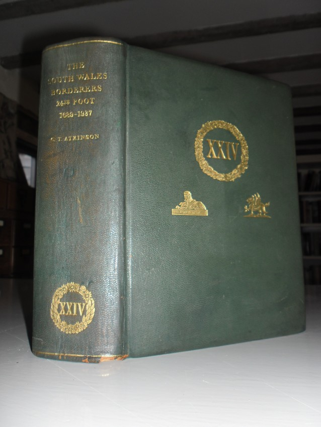 The South Wales Borderers 1689-1937