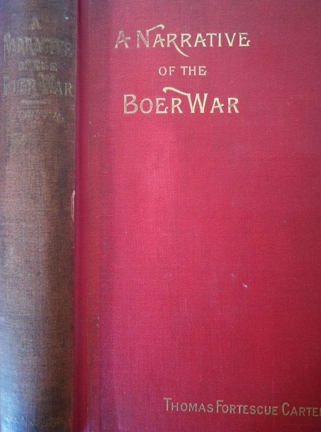 A Narrative of the Boer War. Its Causes and Results (1900)