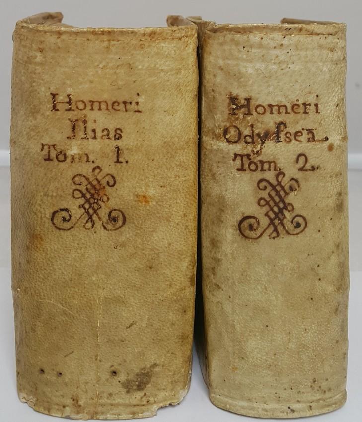 Homeri Poemata duo, Ilias et Odyssea, Sive Vlyssea.