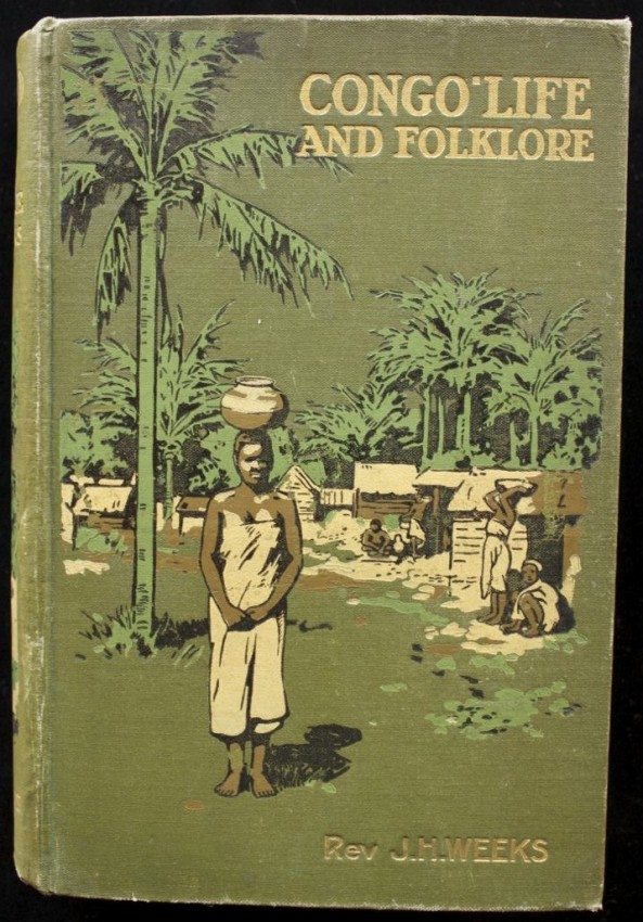 Congo Life and Folklore (1911)