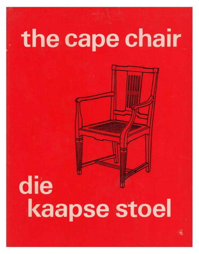 THE CAPE CHAIR/ DIE KAAPSE STOEL