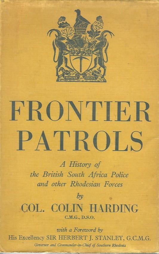 Frontier Patrols