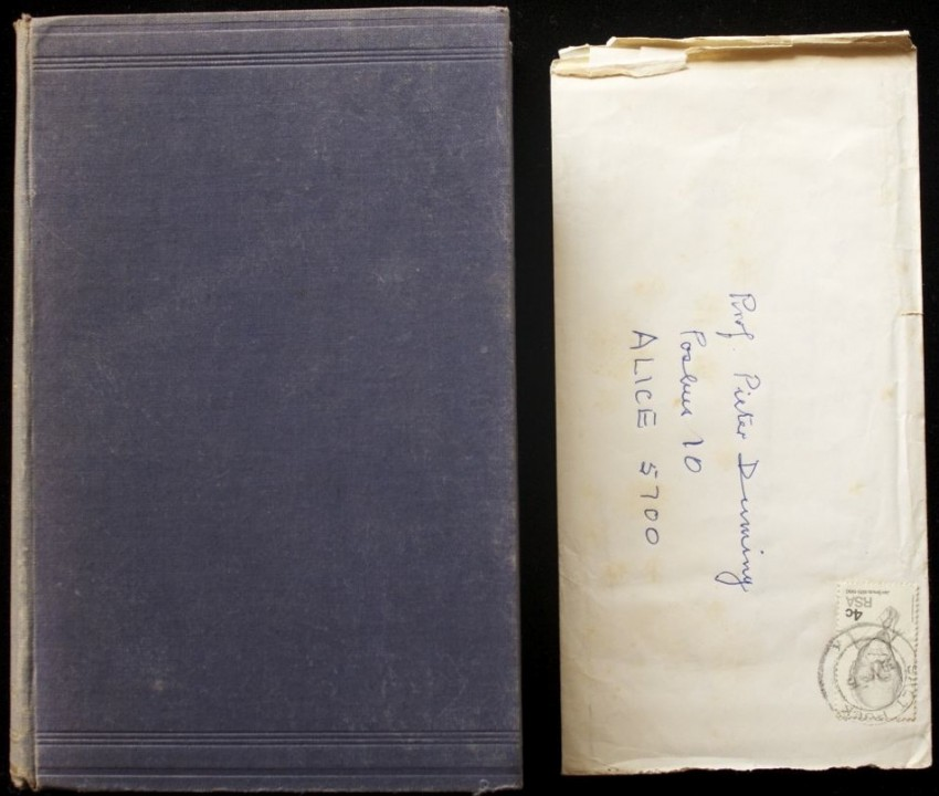 Education in South Africa - (with letter from the author to Professor Pieter Duminy and inscribed by Sir David De Villiers Graaff)