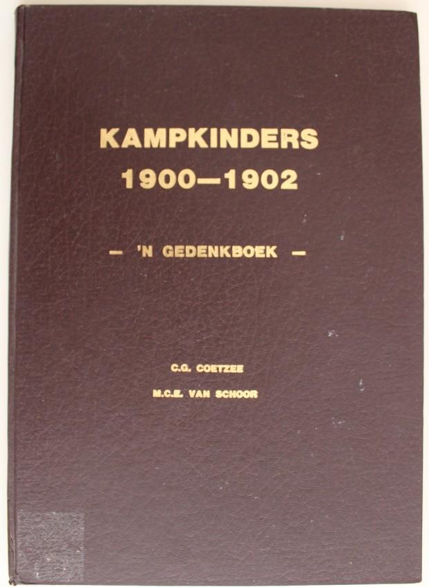 Kampkinders 1900-1902
