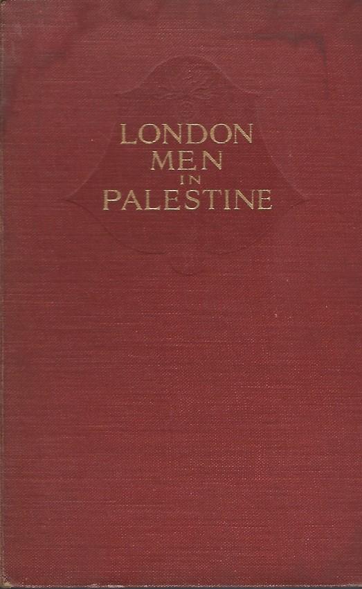 London Men in Palestine