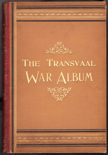 THE TRANSVAAL WAR ALBUM