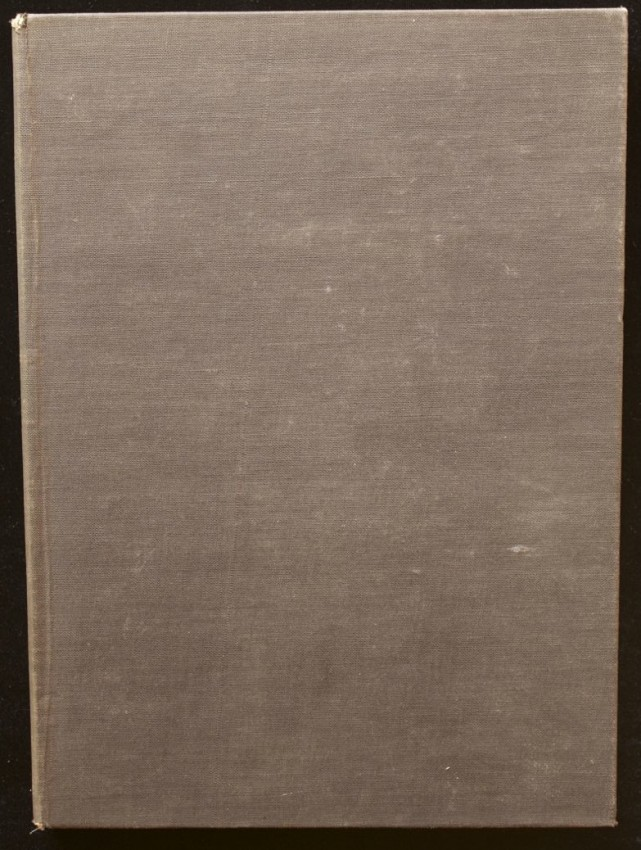 The Fivefold Screen (#2 of a limited & signed edition, 1932)
