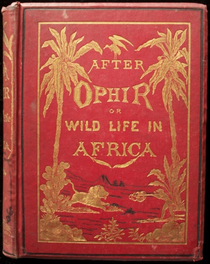After Ophir, or, A Search for the South African Gold Fields (1870)