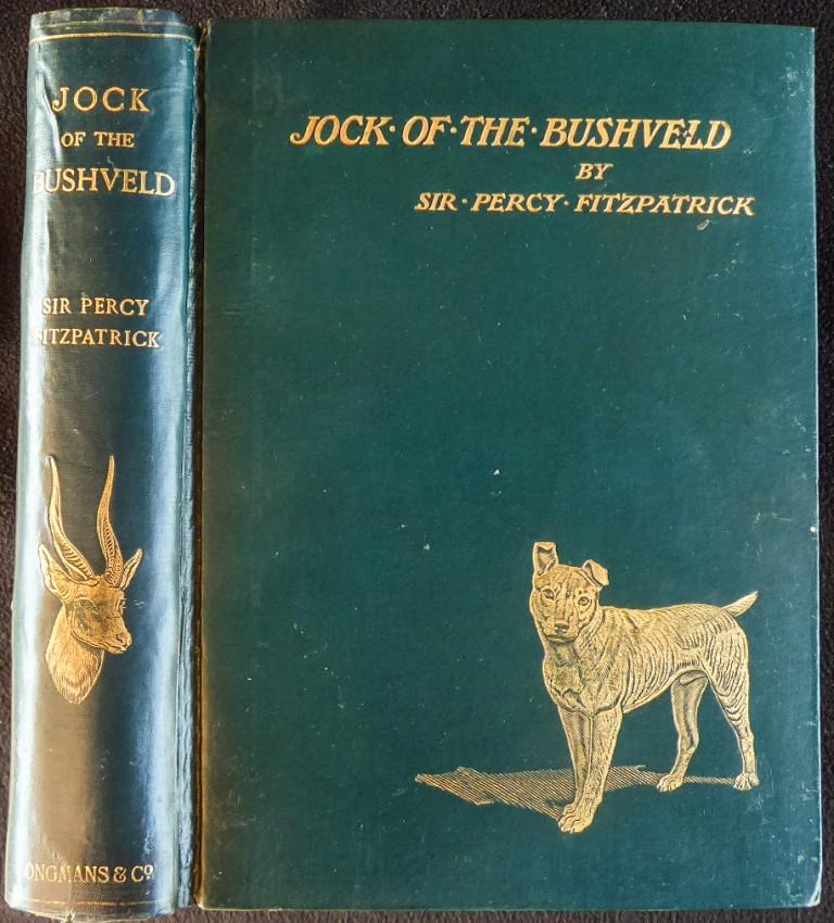 JOCK OF THE BUSHVELD (Scarce uncorrected 5th Impression)