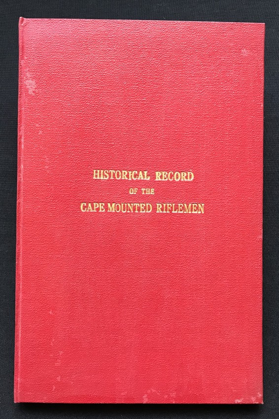 HISTORICAL RECORDS OF THE BRITISH ARMY