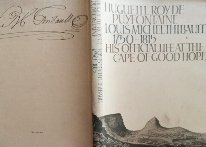 Louis Michell Thibault 1750-1815 (1972)