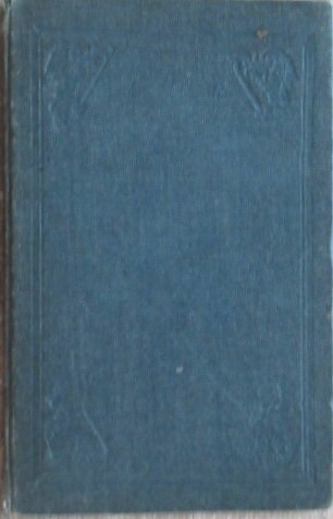 Diary of a Voyage to the Cape of Good Hope in 1858 (Inscribed to author's sister)