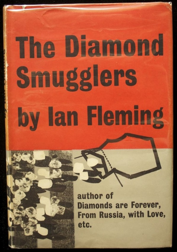 The Diamond Smugglers (first edition 1957)