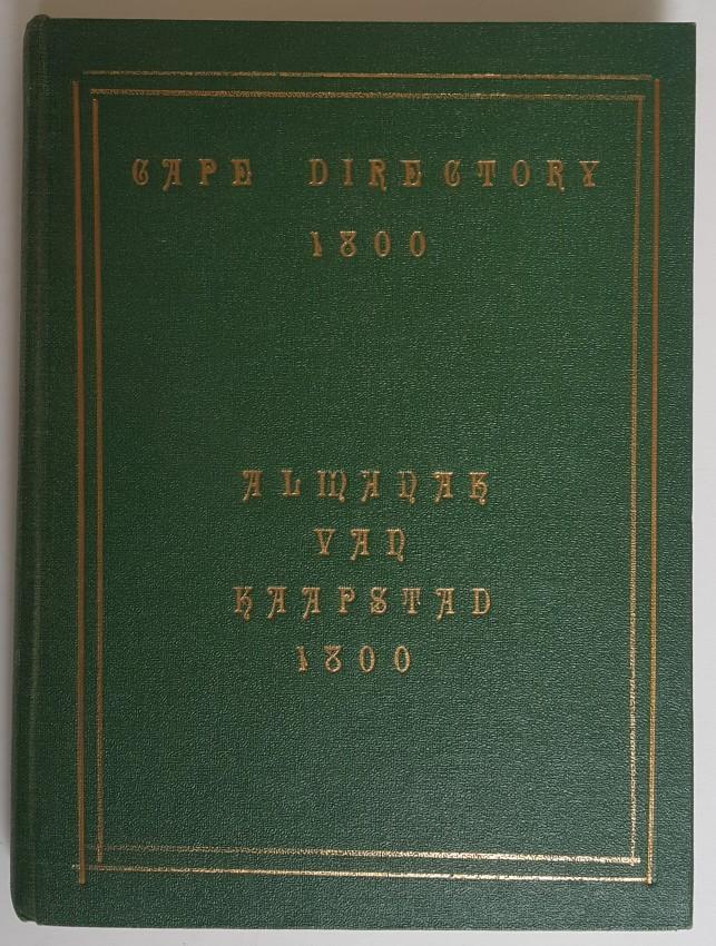 Cape Directory 1800.