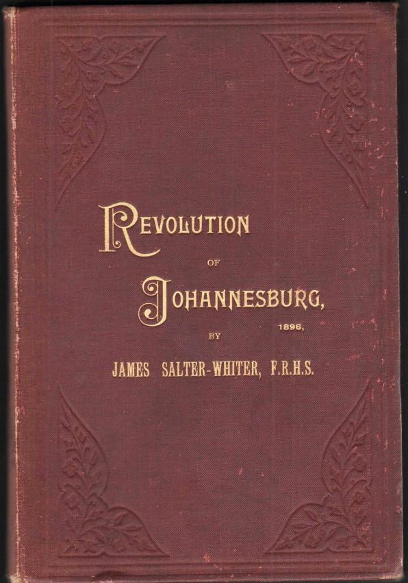 THE REVOLUTION OF JOHANNESBURG