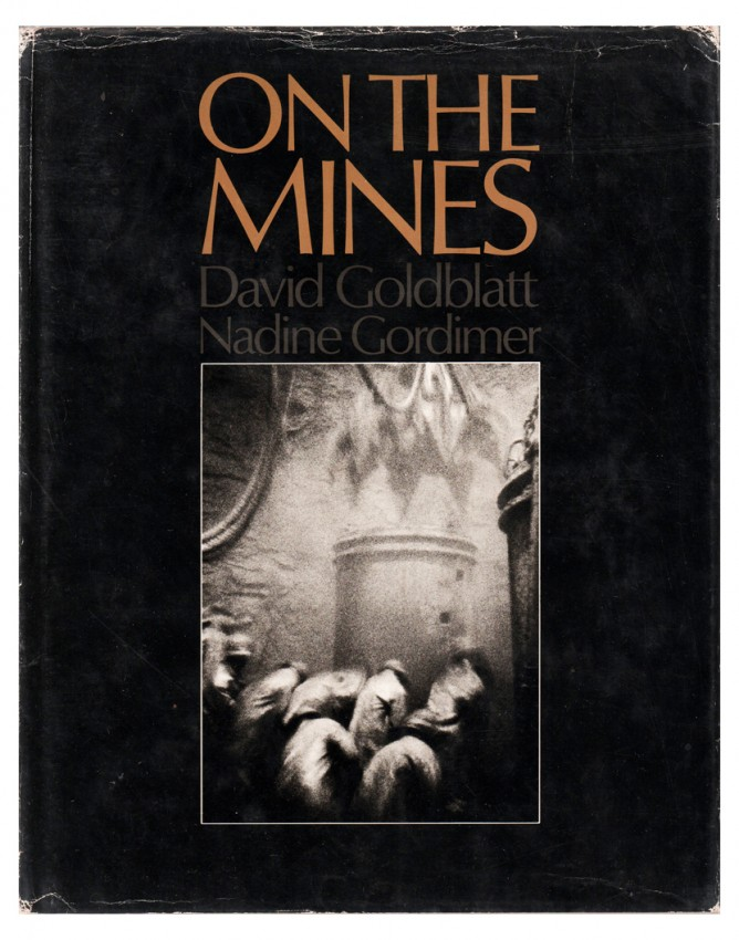 ON THE MINES (Signed by the photographer)