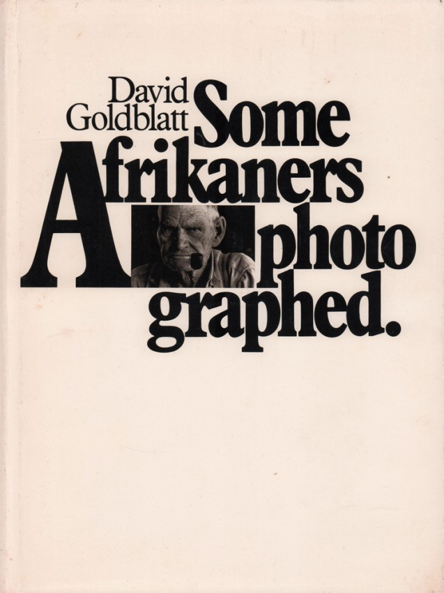 SOME AFRIKANERS PHOTOGRAPHED (Signed by the photographer)