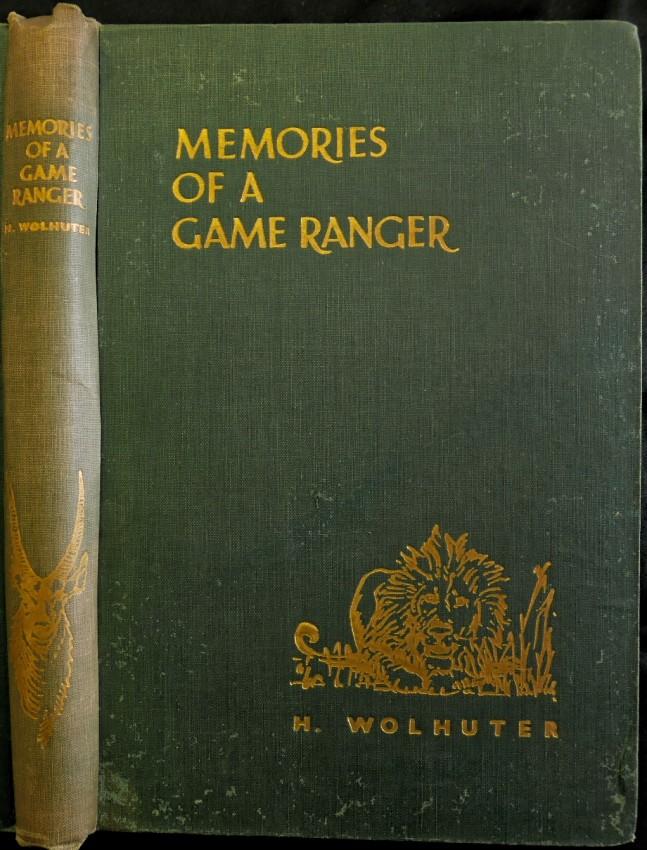 MEMORIES OF A GAME-RANGER