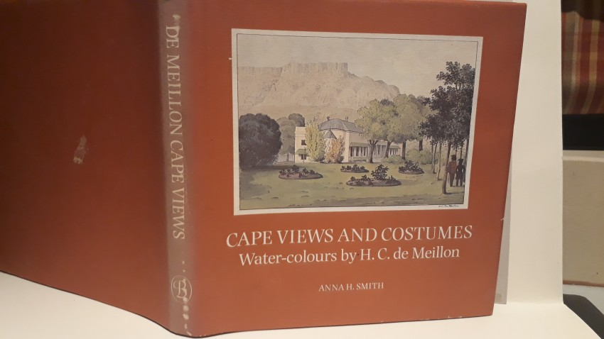 Cape Views and Costumes Water-colours by H.C. de Meillon