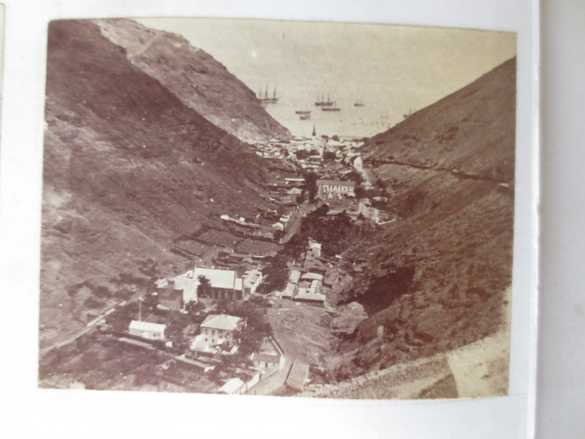 1880s Photograph Album with 40 Images of South Africa