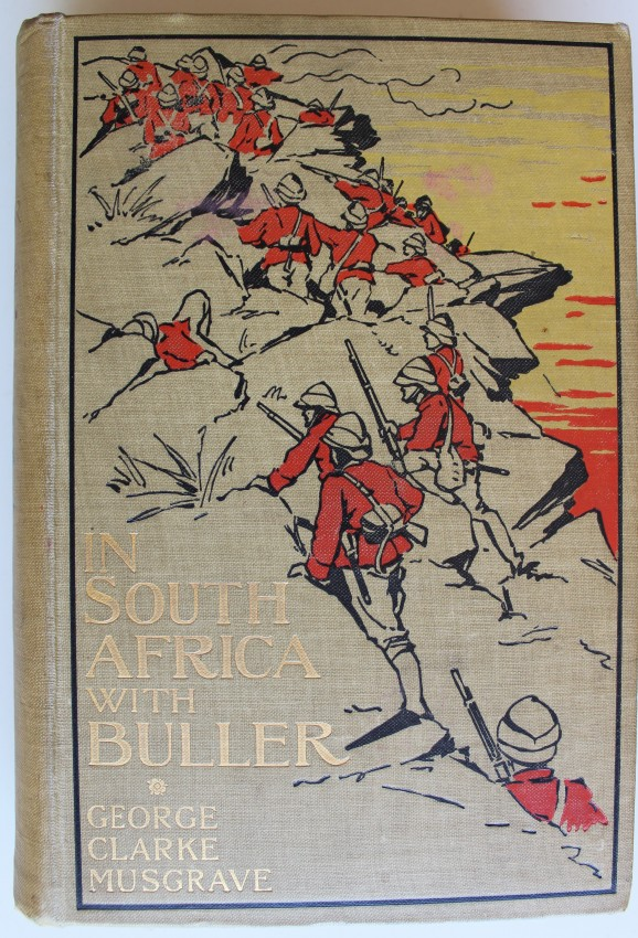 In South Africa with Buller