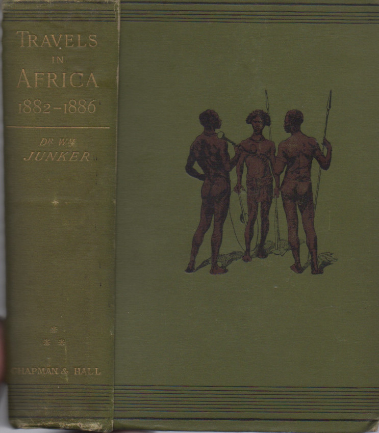 Travels in Africa during the Years 1882-1886