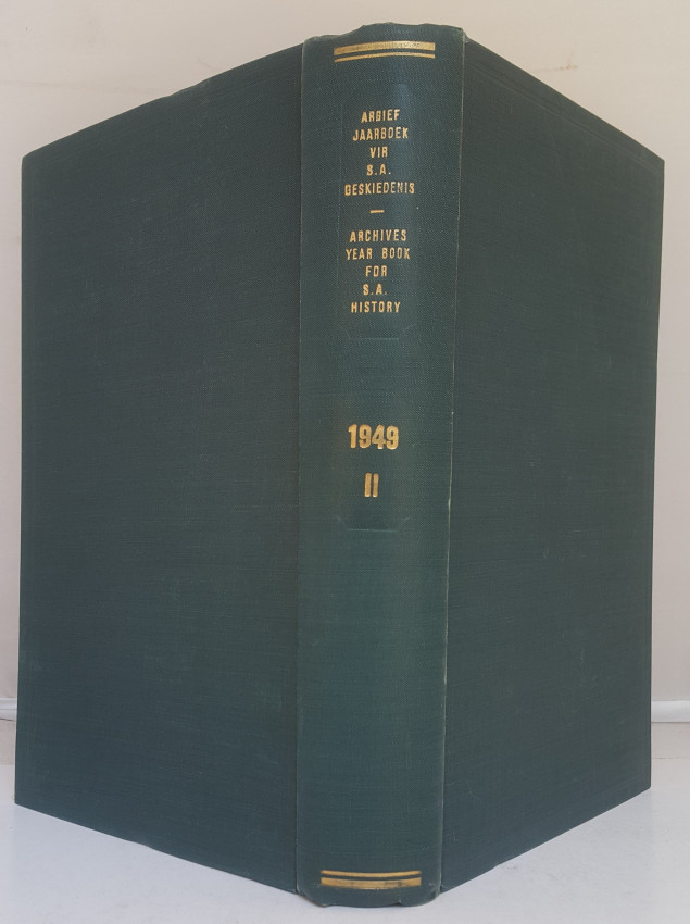 The Orange River Sovereignty (1848-1854.)