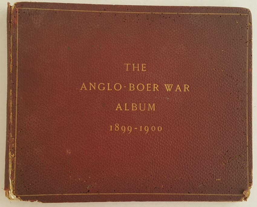 The Anglo-Boer War Album 1899-1900. Kimberley Edition.