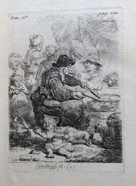 Dictionnaire des Graveurs anciens et modernes, Depuis l'origine de la Gravure, Par F. Basan, Graveur; Seconde édition