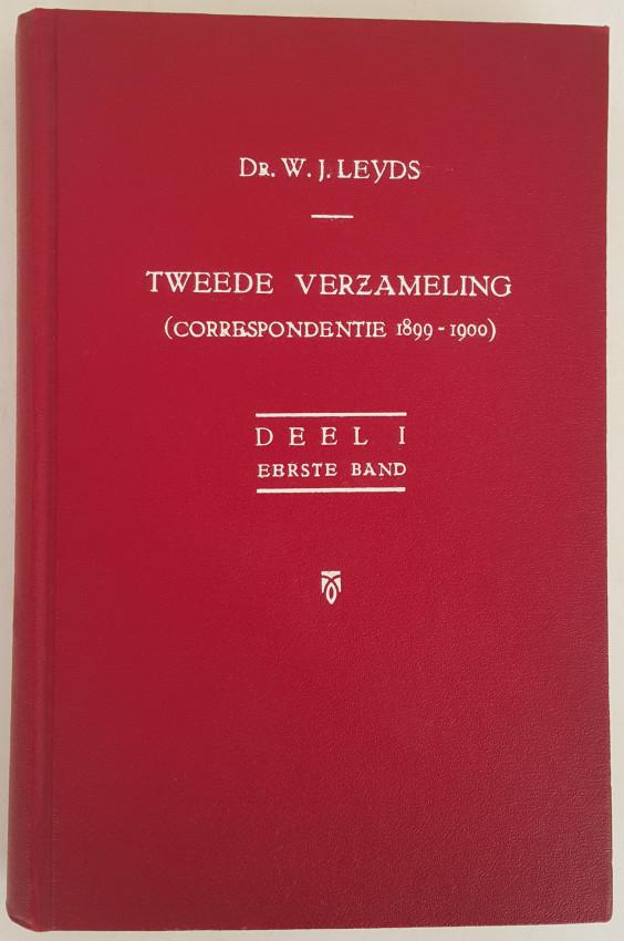 Tweede verzameling (Correspondentie 1899 - 1900.)