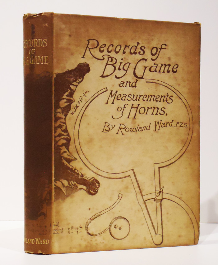 RECORDS OF BIG GAME