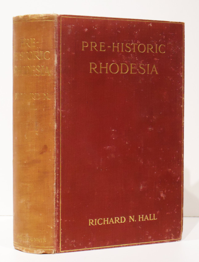 PREHISTORIC RHODESIA