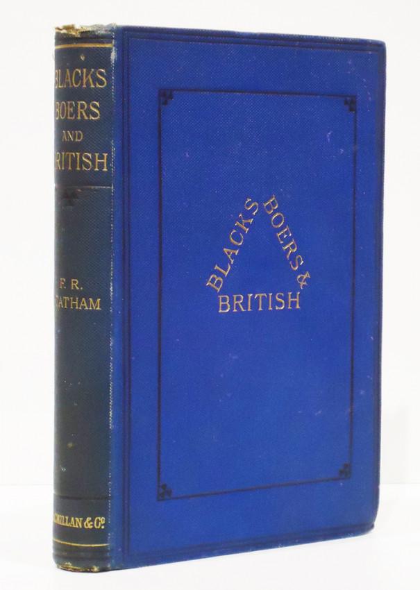 BLACKS, BOERS & BRITISH