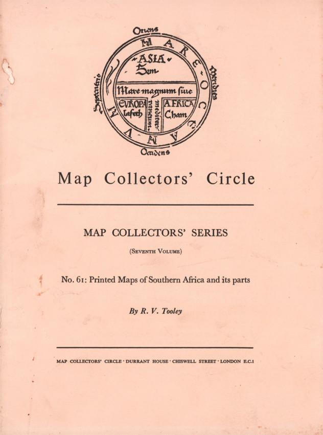 MAP COLLECTORS' SERIES