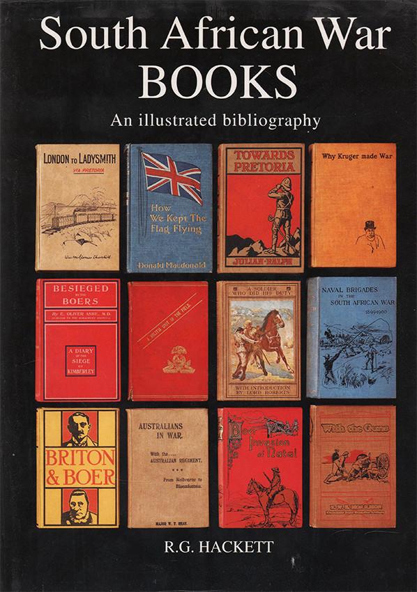 SOUTH AFRICAN WAR BOOKS