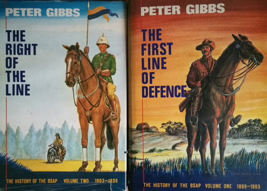 History of the British South Africa Police (2 vols)