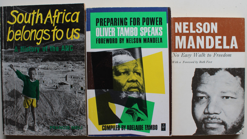 No Easy Walk to Freedom & Preparing for Power: Oliver Tambo speaks & South Africa belongs to Us