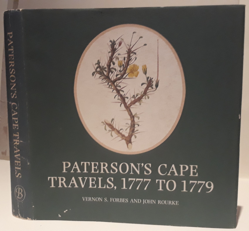 Paterson's Cape Travels 1777 to 1779