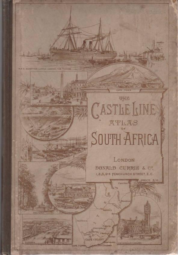 The Castle Line Atlas of South Africa
